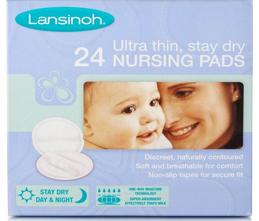 lasinoh breast pads