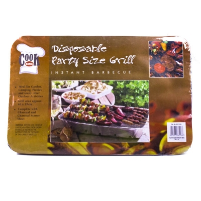 Large Disposable Family Party Grill product image