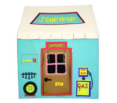 Large playhouse plans