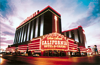California casino and hotel las vegas