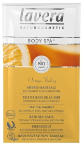 BODY SPA BATH SEA SALTS - ORANGE FEELING