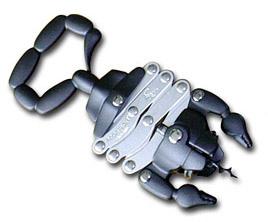Black Corkscrew
