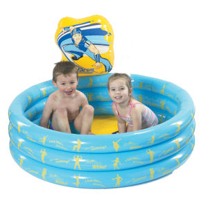 lazytown Inflatable Spray Pool **NEW** product image