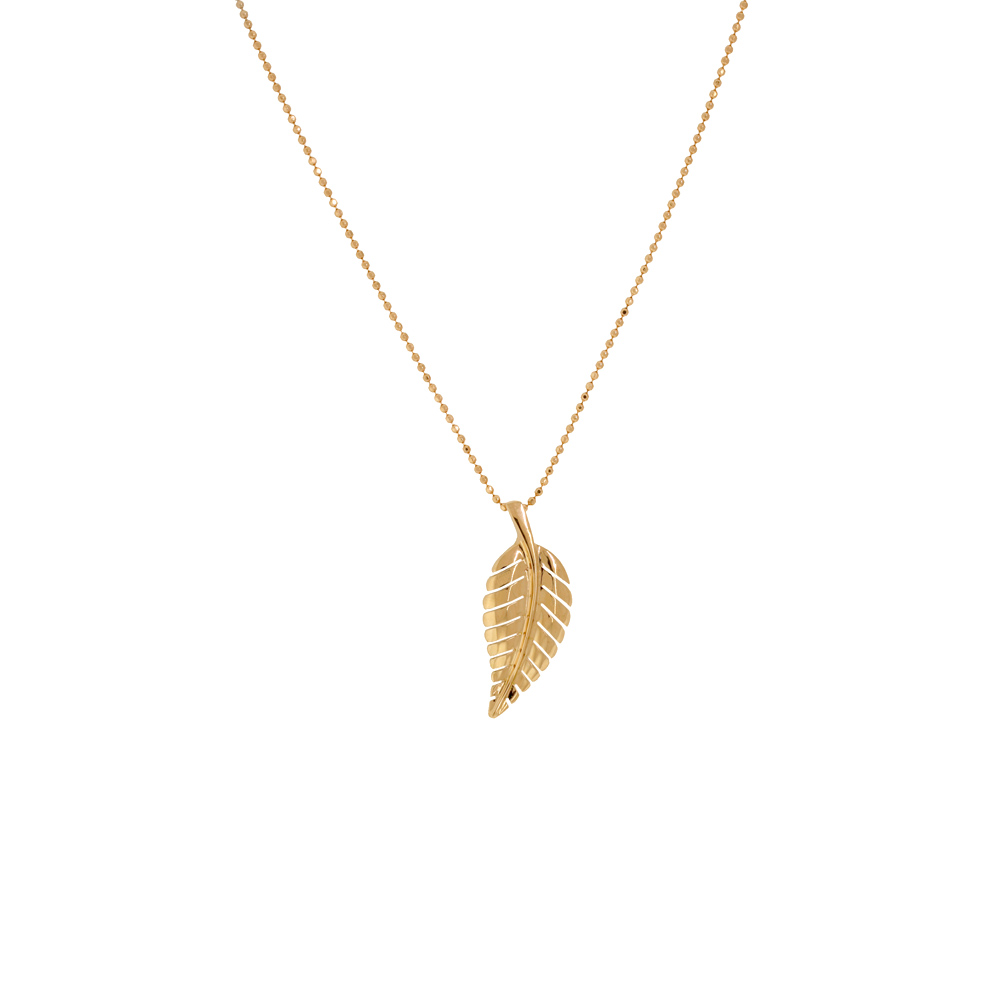 leaf pendant gold review compare prices buy