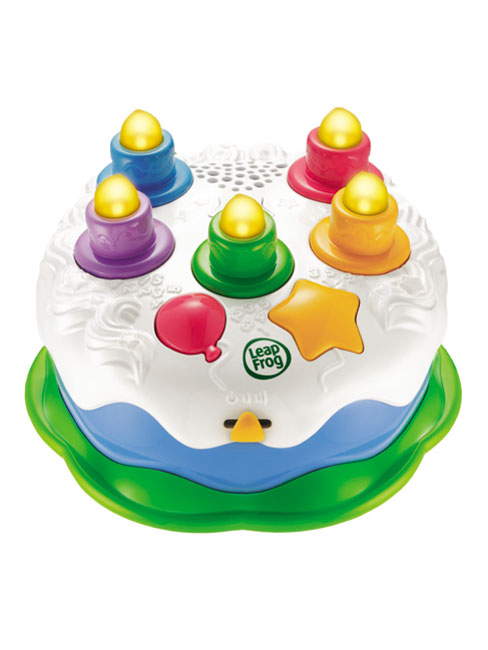 Leapfrog Counting Candles Birthday Cake by Leapfrog product image