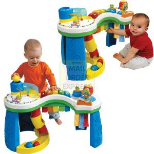 RECALL: LeapFrog Learn-Around Playground