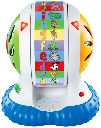 LeapFrog Spin & Sing Alphabet Zoo Ball product image