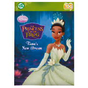 Tag Book Disney Princess & The Frog
