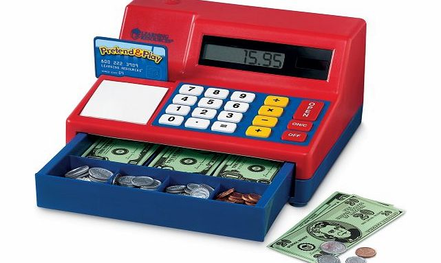 Learning Resources Calculator Cash Register