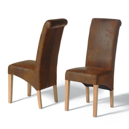 dining furniture leather dining chairs ruby rollback cowhide dining