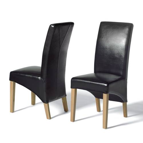 Black Leather Kitchen Chairs: Help Me To Purchase A Dining Table. €� Home