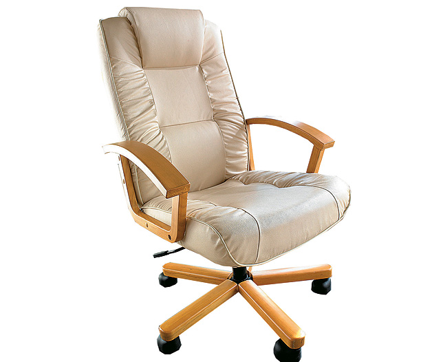 office chairs are often an eyesore in the home so we were delighted