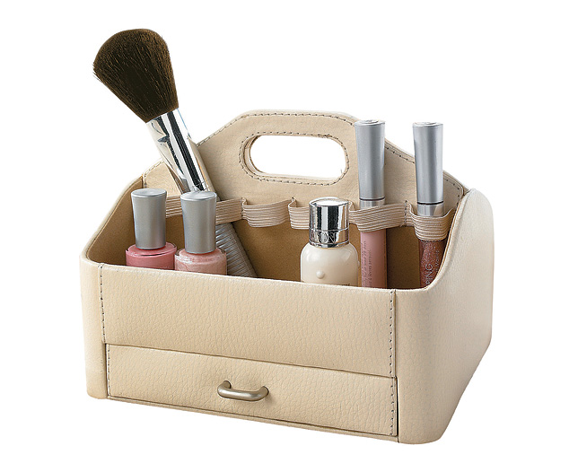 themakeupguy: brush up makeup brush caddy