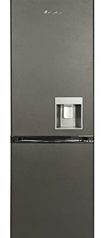 LEC  TS55174WTDA Black Fridge Freezer product image
