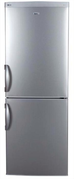 Fridge Freezer In Silver