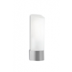 Bath Satin Nickel Bathroom Wall Light