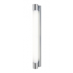 Dresde Chrome Wall Light Large