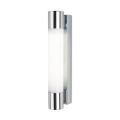 Dresde Chrome Wall Light Small