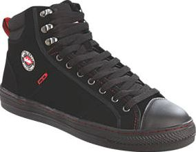Lee Cooper, 1228[^]9752F Flexible Trainer Boots Black Size 10