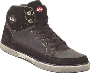 Lee Cooper, 1228[^]5376H LCSHOE086 Trainer Boots Brown Size 9