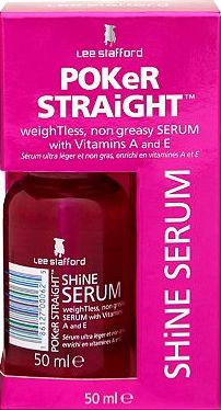Lee Stafford, 2041[^]10072265 Poker Straight Shine Serum 50ml