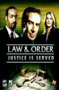 Legacy Interactive Law & Order Justice Is Served PC