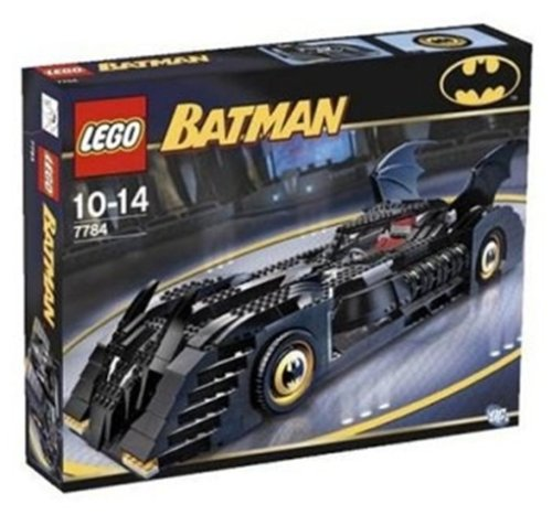 LEGO - Batman - 7784 - The Batmobile: Ultimate Collectors Edition