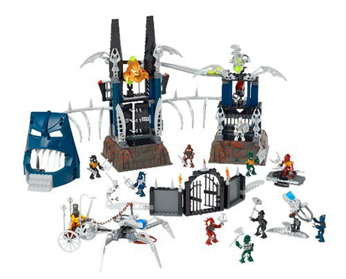 LEGO - BIONICLE - 8894 - Piraka Stronghold product image