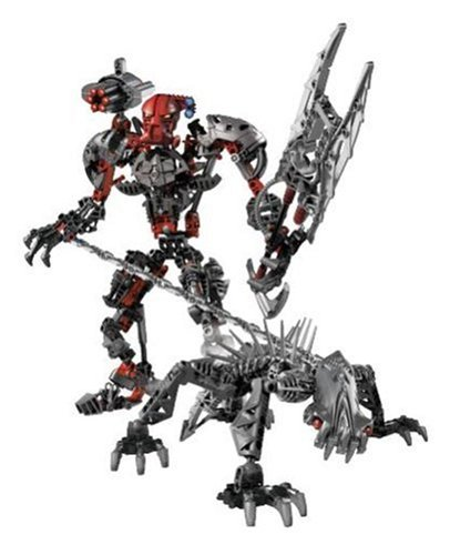 LEGO - BIONICLE - 8924 - Maxilos and Spinax product image