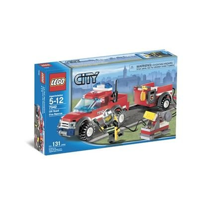 Lego City Fire Trucks