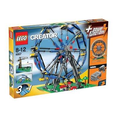 Купить конструктор LEGO Creator Колесо обозрения 4957 по самой выгодной цене.  С доставкой и гарантией.