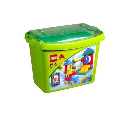 LEGO Duplo 5417 Duplo Deluxe Brick Box Building Toy - review, compare ...