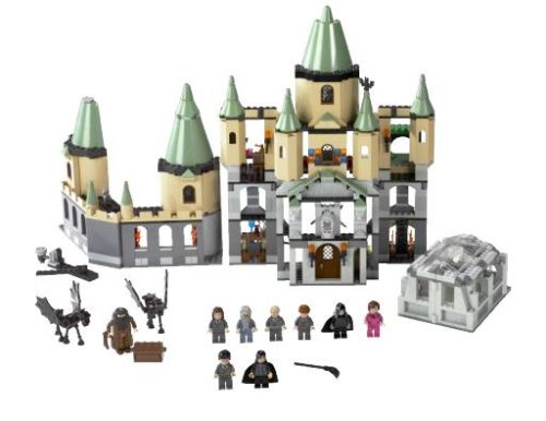 harry potter castle pictures. LEGO Harry Potter 5378: Harry
