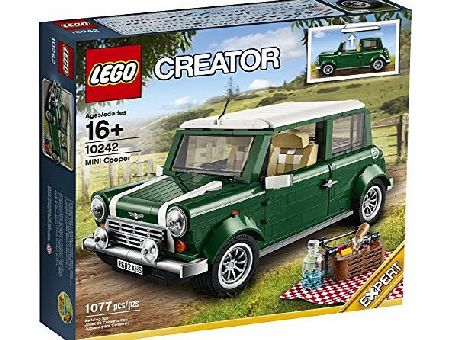 10242 Creator - Mini Cooper - CLICK FOR MORE INFORMATION