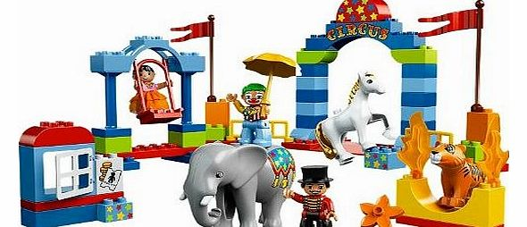 10504 Duplo - My First Circus - CLICK FOR MORE INFORMATION