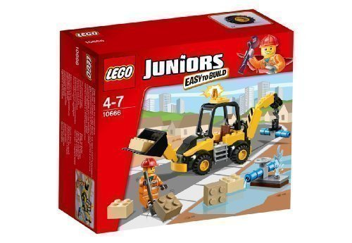 10666 Juniors Excavator - CLICK FOR MORE INFORMATION