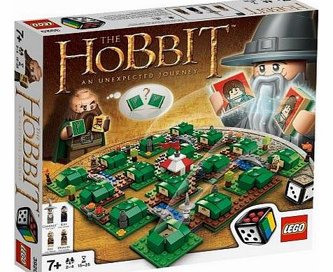 3920 - Games - The Hobbit : An Unexpected Journey - CLICK FOR MORE INFORMATION