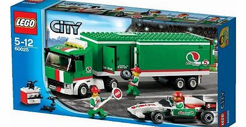 60025 City - Grand Prix Truck - CLICK FOR MORE INFORMATION