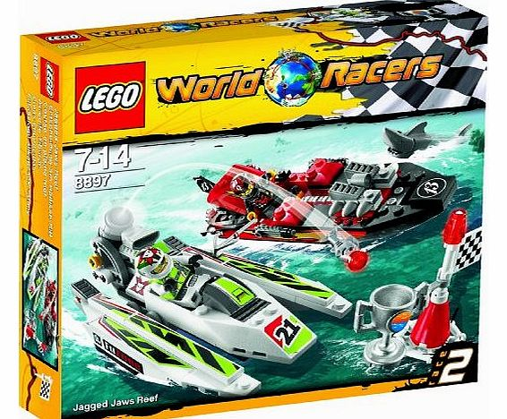 8897 World Racers Jagged Raw Reef - CLICK FOR MORE INFORMATION