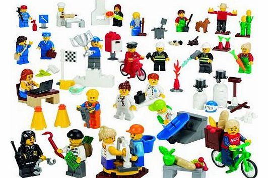 9348 Community Minifigures set - CLICK FOR MORE INFORMATION