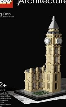 Architecture 21013 Big Ben - CLICK FOR MORE INFORMATION