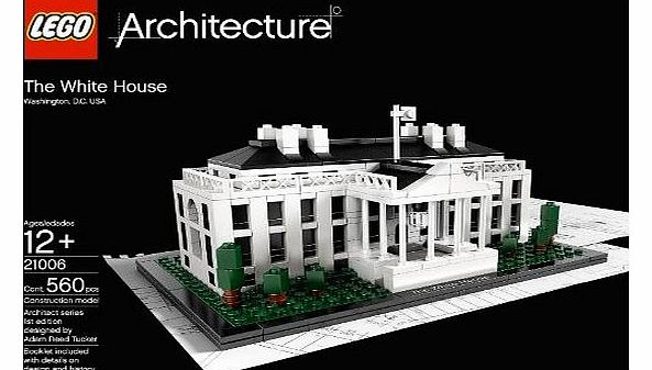 Architecture Series The White House 21006 - CLICK FOR MORE INFORMATION