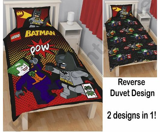 Batman POW Single Duvet Cover - CLICK FOR MORE INFORMATION