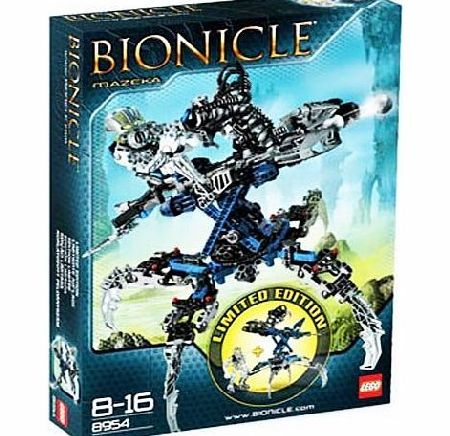 Bionicle: Mazeka #8954 - CLICK FOR MORE INFORMATION