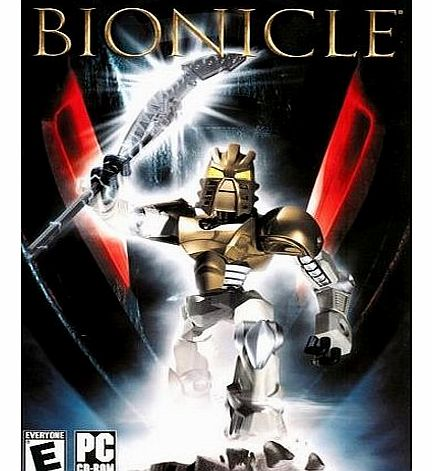 Bionicle PC CD ROM Game - Language: English and French - CLICK FOR MORE INFORMATION