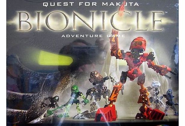 Bionicle Quest for Makuta - CLICK FOR MORE INFORMATION
