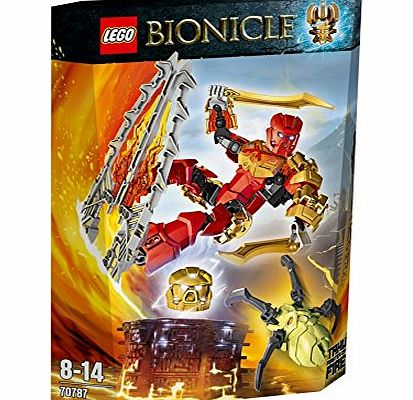 Bionicle Tahu - Master of Fire 70787 - CLICK FOR MORE INFORMATION