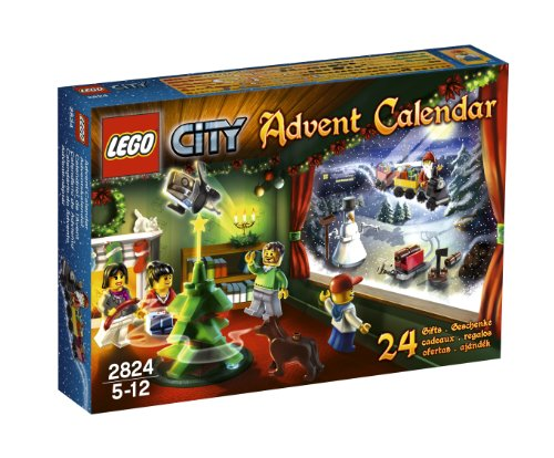 City 2824: Advent Calendar 2010 - CLICK FOR MORE INFORMATION