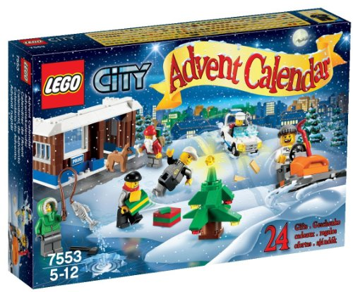 City 7553: Advent Calendar - CLICK FOR MORE INFORMATION