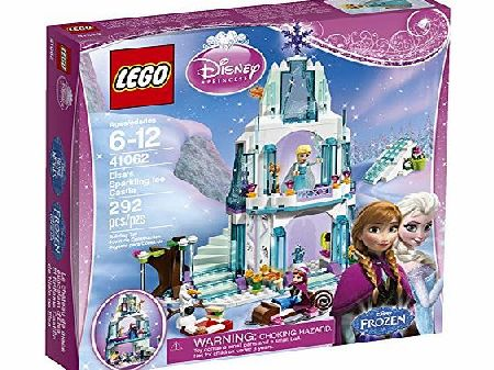 Disney Princess Elsas Sparkling Ice Castle 41062 - CLICK FOR MORE INFORMATION